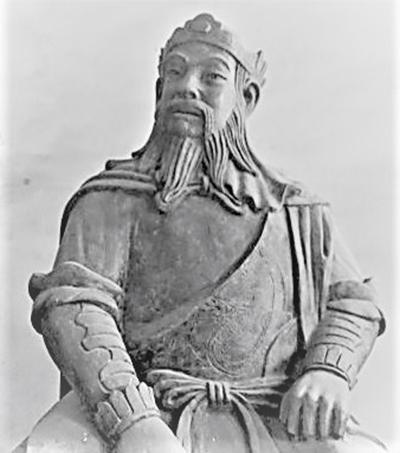 Statue of Liu Azhi